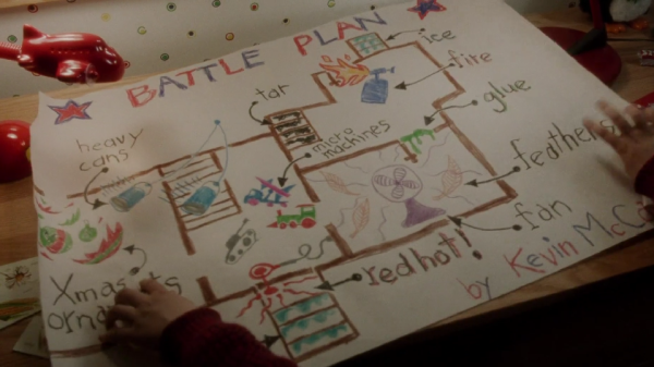 A Tactical Assessment Of Kevin's Battle Plan In 'Home Alone'