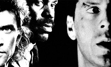 Which is the best Christmas action flick? 'Die Hard' or 'Lethal Weapon'