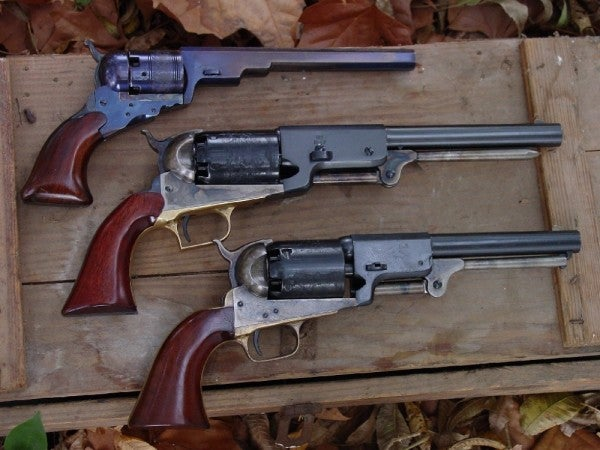 How Samuel Colt Went From Failed Businessman To Renowned Gunmaker