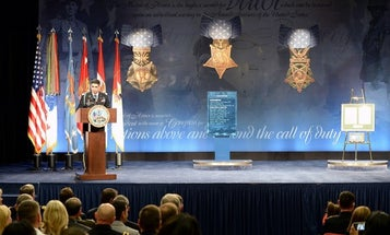 DoD To Review 1,100 Post-9/11 Valor Awards For Possible Upgrades To MOH