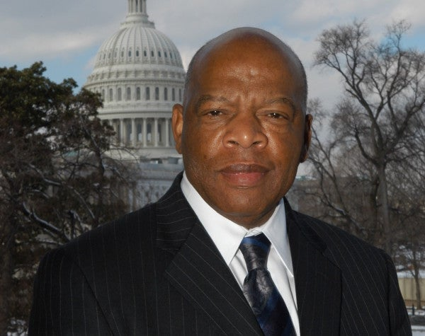 Navy's New Oiler To Be Named After Civil Rights Hero John Lewis