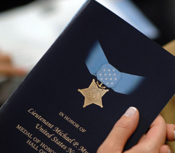 DoD's Valor Award Review Could Take Nearly 2 Years