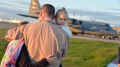 Helping veterans and their families find support and community