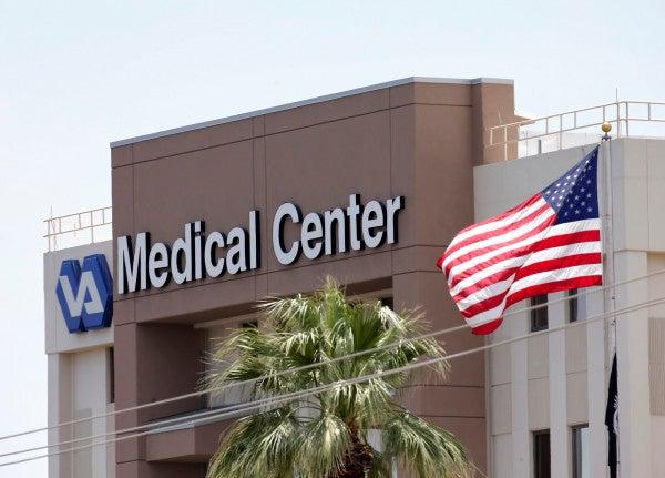Actual Veterans Are A Scarce Sight In Top VA Hospital Jobs