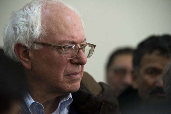 Sanders' Position On The F-35 Contradicts His Views On Defense Spending