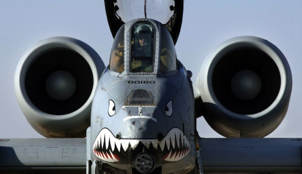 How The War On ISIS Saved The A-10 From Retirement