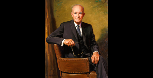 The Real Point Of Eisenhower's Warning About The Military-Industrial Complex