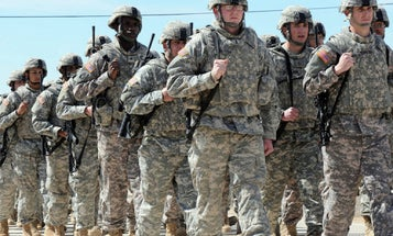 The Pentagon Has Decided Which California Guardsmen Have To Repay Bonuses