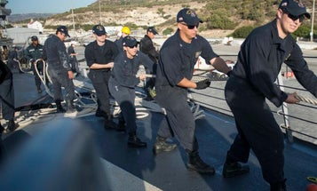 More Than 100,000 People Sign Petition Asking White House To Save Navy Ratings
