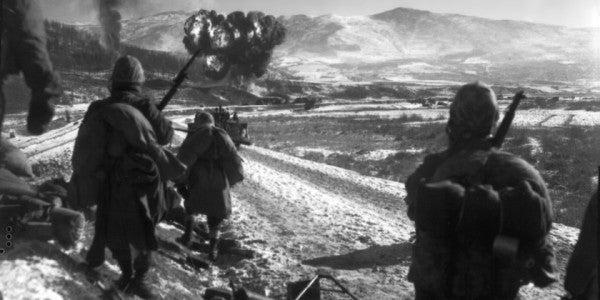 New Film Offers Grunt's Eye View Of Unrelenting Combat During Korean War
