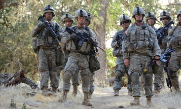 California National Guard Can't Find 4,000 Soldiers Who Received Improper Payments