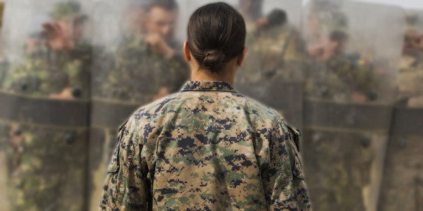 I Kept My Abusive Marriage A Secret Because Marines Are Supposed To Be Tough
