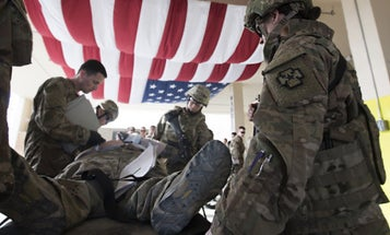 A Soldier Went To The ER For Help. He Got Disciplined Instead