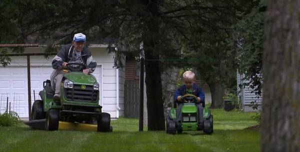 World War II Vet, Who Became Best Friends With Little Boy Next Door, Dies