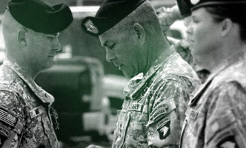 UNSUNG HEROES: The Platoon Sergeant Who Braved Grenades And Gunfire To Rescue His Soldier