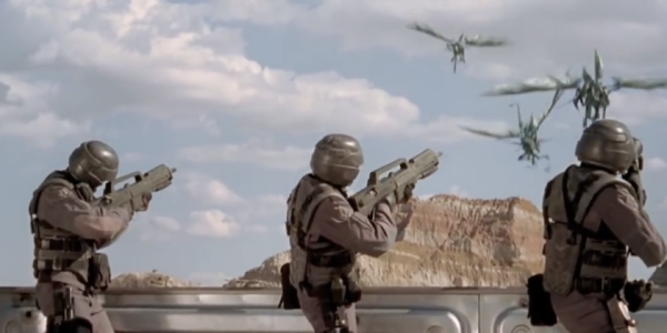 Starship Troopers Is Getting A 21st Century Reboot