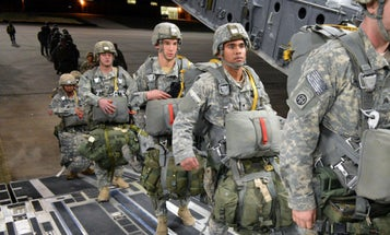 82nd Airborne Sending 1,700 Troops To Iraq