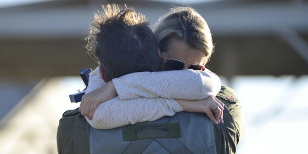 Mental Illness, Alcohol Abuse More Prevalent Among Military Wives