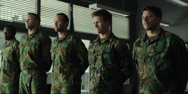 Hollywood's Latest Navy SEAL Movie Looks Cliché In All The Right Ways