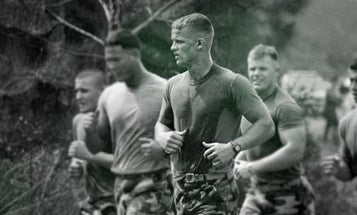 UNSUNG HEROES: The legendary Marine who dove onto a live grenade to save his men