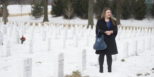What Veterans Day Means For Me, A Gold Star Wife