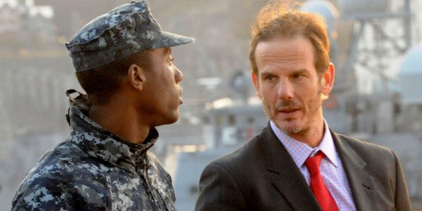 Director Peter Berg: 'We Don't Fully Understand The Secret Costs Of These 2 Wars'