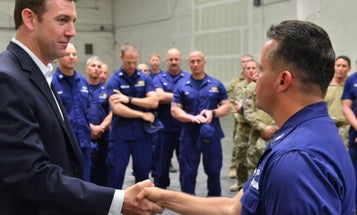 Rep Duncan Hunter, Marine Vet, Is Under Consideration For Trump Administration