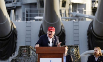 Trump's Victory Could Mean Bigger Pay Raises For Troops