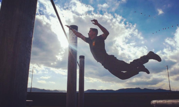 This Grunt's Pull-Ups Will Put Yours To Shame