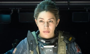 Call Of Duty's Newest Heroine On Why Video Games Need To Get The Military Right
