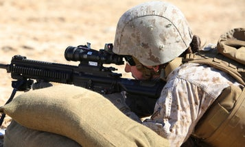 The Trump Administration Shouldn't Touch New Women-In-Combat Rules