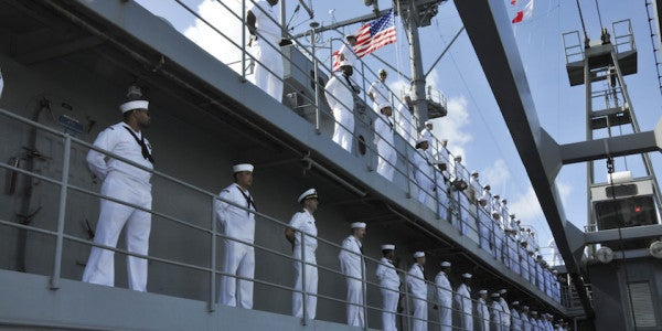 White House Won't Back Down On Navy Ratings Changes Despite Petition