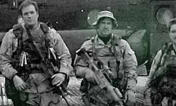 UNSUNG HEROES: The Airman Who Saved 10 Men From A Burning Chinook