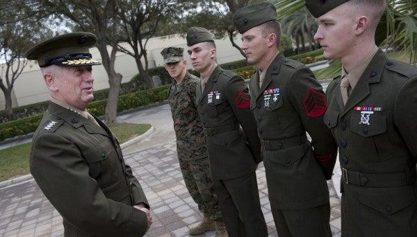 Mattis Could Be Trump's Defense Secretary