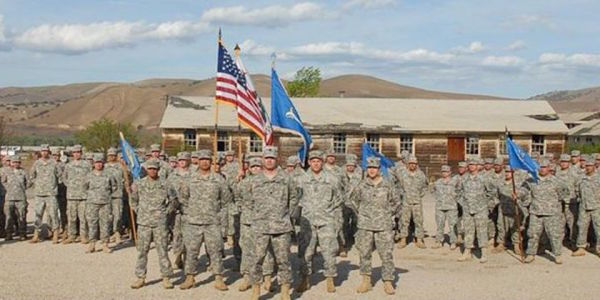 Congress Scrambling To Fix National Guard Reenlistment Bonus Mess Before The Holidays