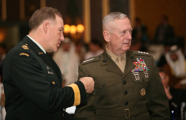 Here's What Mattis Actually Needs In Order To Be SecDef