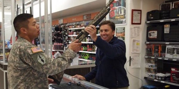Get Ready For Concealed And Open Carry On Military Bases