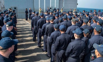 130,000 Sailors' Personal Data Compromised In Contractor Breach