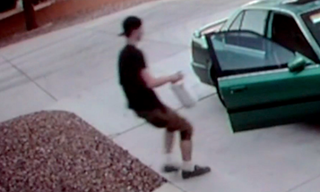 Veteran Punks Package Thieves With A Nasty Surprise