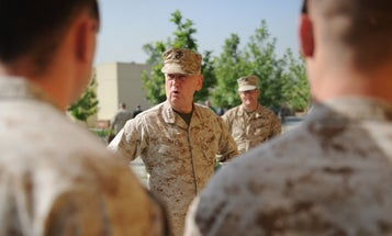 Being SecDef Could Ruin Mattis' Legacy