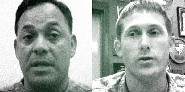UNSUNG HEROES: The 2 Green Berets Who Fought Valiantly To Repel A Massive Taliban Ambush