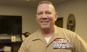 Marine Colonel Faces Charges For Sexual Assault Of A Child