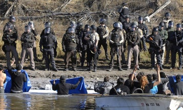 The Army Says It Has Not Approved Standing Rock Pipeline