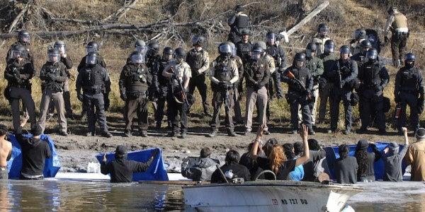North Dakota Veterans Groups Urge Standing Rock Vets To Stand Down