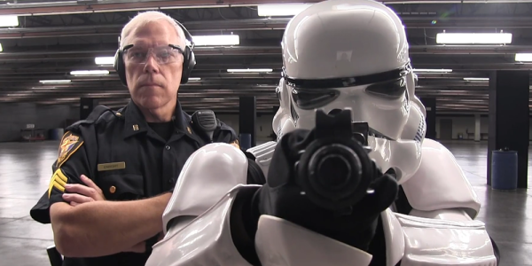 Texas Police Force's Star Wars-Themed Recruiting Video Goes Viral