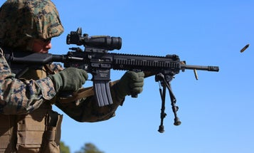 Marine Corps Says It Will Review Women-In-Combat Integration If Requested By Trump