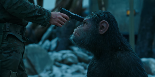 Mankind Goes To War In New Planet Of The Apes Movie