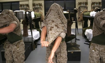 Say Goodbye To The Marine Corps' Desert Camouflage