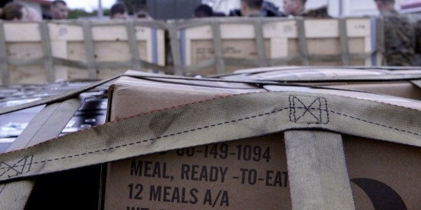 Eat, Rat F*ck, Kill: Your Unofficial Guide To MREs In 2017