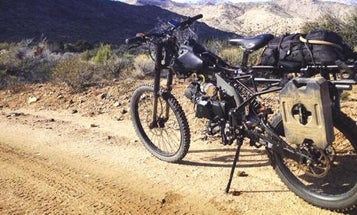 The MOTOPED Survival Bike Could Be The Wheels Special Operations Forces Need